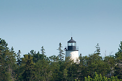 Castine Lighthouse, Castine, Maine, US