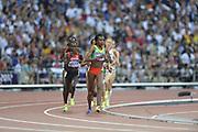 Olympic Stadium, Stratford, London, United Kingdom<br /> <br /> Description:<br /> <br /> 2012 London Olympic, Athletics, <br /> . <br /> <br /> 20:19:13  Friday  10/08/2012 [Mandatory Credit: Peter Spurrier/Intersport Images]