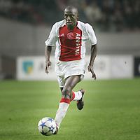 Fotball<br /> Nederland<br /> Ajax 2005/2005<br /> Foto: ProShots/Digitalsport<br /> NORWAY ONLY<br /> <br /> seizoen 2005 / 2006 , amsterdam 15-10-2005 ajax - heracles 0-0 hatem trabelsi