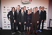 Sport Allgemein: Hamburger Sportgala 2017, Hamburg, 13.12.2017<br /> Team Blindenfussball des FC St. Pauli (Deutscher Meister)<br /> © Torsten Helmke