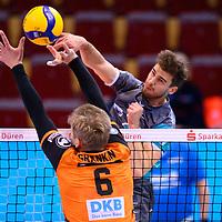 20210320 GER, Play-offs, HF  SWD powervolleys Düren  vs. Berlin Recycling Volleys