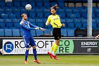 Harry Cardwell. Halifax Town FC 0-1 Stockport County FC. Vanarama National League. The Shay Stadium. 1.5.21