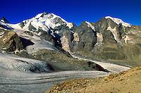 Diavolezza Glacier, Switzerland