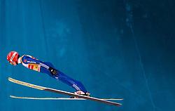 30.12.2017, Schattenbergschanze, Oberstdorf, GER, FIS Weltcup Ski Sprung, Vierschanzentournee, Garmisch Partenkirchen, Probesprung, im Bild Richard Freitag (GER) // Richard Freitag (GER) during his Trial Jump for the Four Hills Tournament of FIS Ski Jumping World Cup at the Schattenbergschanze in Oberstdorf, Germany on 2017/12/30. EXPA Pictures © 2017, PhotoCredit: EXPA/ JFK