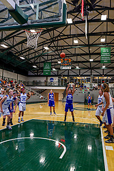 21 June 2014:  Aaliyah Covington (33), 2014 Girls Illinois Basketball Coaches Association All Start game at the Shirk Center in Bloomington IL