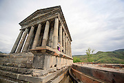 Armenia, Garni temple a Hellenistic temple to Helios the Roman God of the Sun