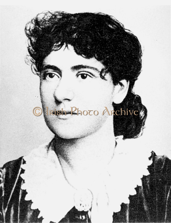 Eleanor 'Tussy' Marx (1855–1898), also known as Eleanor Marx Aveling, was the English-born youngest daughter of Karl Marx