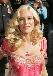 Apr 30, 2008 - New York, NY, USA - Reality TV star HEIDI MONTAG poses for photos at her appearance on 'The Late Show With David Letterman' held at the Ed Sullivan Theater. (Credit Image: © Nancy Kaszerman/ZUMA Press)