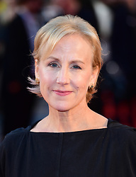Welker White attending the Closing Gala and International premiere of The Irishman, held as part of the BFI London Film Festival 2019, London.