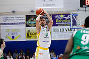 Likhodey Valery<br /> Betaland Capo d'Orlando - Sidigas Avellino <br /> Campionato Basket Lega A 2017-18 <br /> Capo d'Orlando 22/04/2018<br /> Foto Ciamillo-Castoria