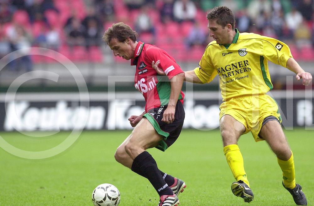 WFA00:NEC-FORTUNA NIJMEGEN;1MEI2000-.fu000917_04.wedstrijd nec tegen fortuna sittard 1-1.WFA/fu/str.Fotografie Frank Uijlenbroek