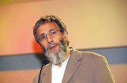 YUSUF ISLAM formerly known as Cat Stevens at the Fortune Forum Dinner held at Old Billingsgate, 1 Old Billingsgate Walk, 16 Lower Thames Street, London EC3R 6DX<br /><br />NON EXCLUSIVE - WORLD RIGHTS