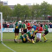 SV Huizen - Dovo 0-1