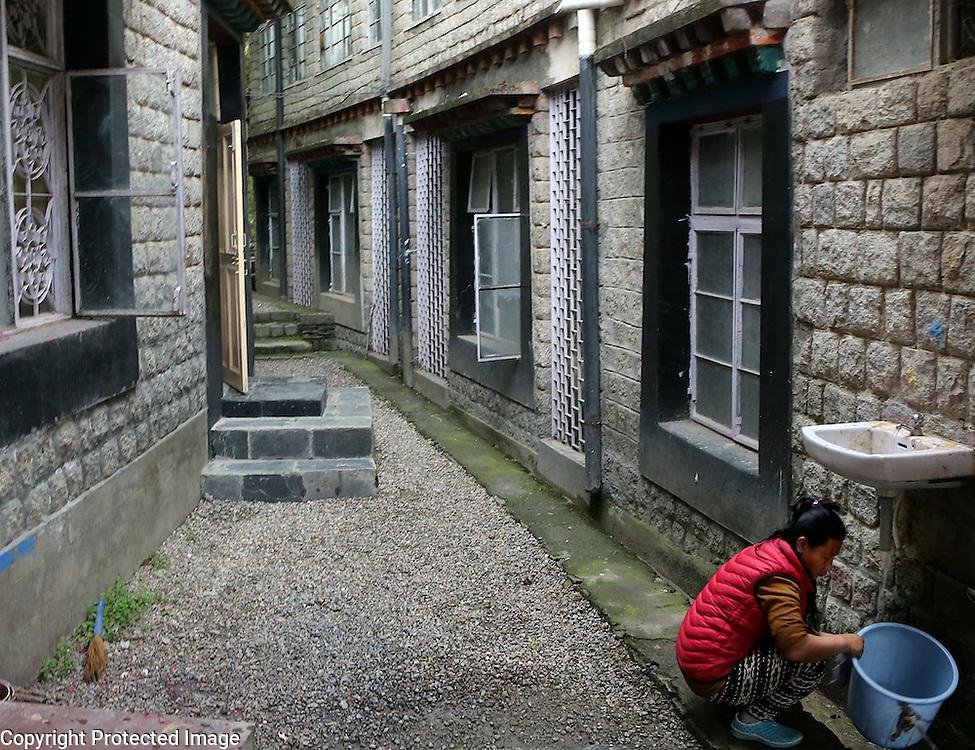 Dharmshala, India.<br /> Photo by Shmuel Thaler <br /> shmuel_thaler@yahoo.com www.shmuelthaler.com