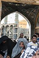 Iran. Qom , Holy city of shia islam