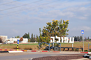 Israel, Lower Galilee, Jezreel Valley, Afula, often referred to as the Capital of the Valley