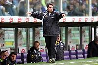 Firenze 05/03/2006<br /> Fiorentina-Siena<br /> Nella foto l'allenatore del siena luigi de canio<br /> Photo Luca Pagliaricci Graffiti