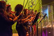Project Mayhem 2017 concert photography by Boardman portrait photographer photo by Mara Robinson