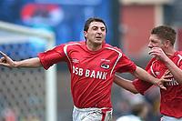 az- groningen 23-04-2006 play-offs champions leaque eredivisie seizoen 2005-2006