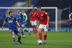 Ryan Wintle of Crewe Alexandra on the ball - Mandatory by-line: Arron Gent/JMP - 31/10/2020 - FOOTBALL - Portman Road - Ipswich, England - Ipswich Town v Crewe Alexandra - Sky Bet League One