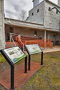 USA, Oregon, Thompson's Mills State Heritage Site