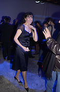 Ronni Ancona, The Almeida Theatre Charity Christmas Gala, to raise funds for the theatre, at the Victoria Miro Gallery, London.  1 December  2005. ONE TIME USE ONLY - DO NOT ARCHIVE  © Copyright Photograph by Dafydd Jones 66 Stockwell Park Rd. London SW9 0DA Tel 020 7733 0108 www.dafjones.com