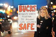 Vigil for Gun Control