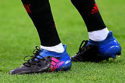 Jesse Lingard of Manchester United wears personalised Adidas boots - Mandatory by-line: Matt McNulty/JMP - 26/02/2017 - FOOTBALL - Wembley Stadium - London, England - Manchester United v Southampton - EFL Cup Final