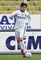 "Santiago Solari (Inter)<br /> Italian ""Serie A"" 2006-07<br /> 25 Feb 2007 (Match Day 25)<br /> Catania-Inter (2-5)<br /> ""Dino Manuzzi""-Stadium-Cesena-Italy<br /> Photographer: Luca Pagliaricci INSIDE"