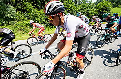 Tadej Pogacar (SLO) of UAE Team Emirates during 3rd Stage of 26th Tour of Slovenia 2019 cycling race between Zalec and Idrija (169,8 km), on June 21, 2019 in Slovenia. Photo by Vid Ponikvar / Sportida