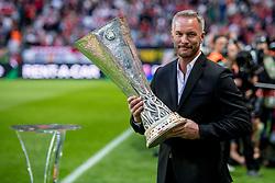 24-05-2017 SWE: Final Europa League AFC Ajax - Manchester United, Stockholm<br /> Finale Europa League tussen Ajax en Manchester United in het Friends Arena te Stockholm / De cup, trophy