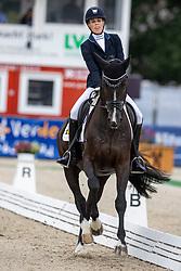 Winkeler Andrea, GER, Powerpoint De Tamise<br /> World Championship Young Horses Verden 2021<br /> © Hippo Foto - Dirk Caremans<br /> 25/08/2021