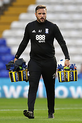 Birmingham City Strength and Conditioning Coach Andy Johnson