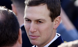 Senior Advisor Jared Kushner attends the National Thanksgiving Turkey pardoning ceremony in the Rose Garden of the White House in Washington, DC on November 20, 2018. Photo by Olivier Douliery/ABACAPRESS.COM