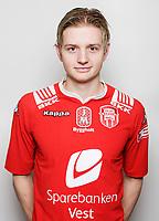Fotball , portretter , portrett , Tippeligaen 2008 , Brann<br /> <br /> Erik Huseklepp<br /> Foto: Eirik Førde