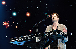 The Script <br /> Performing live at the O2 Arena, Greenwich, London, Great Britain <br /> <br /> 22nd March 2013 <br /> <br /> <br /> Danny O'Donoghue<br /> <br /> Mark Sheehan<br /> <br /> Glen Power<br /> <br /> <br /> Photograph by Elliott Franks