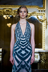 July 3, 2018 - Paris, France, France - Defile Haute Couture / Automne Hiver 2018 Rami Al Ali (Credit Image: © Panoramic via ZUMA Press)