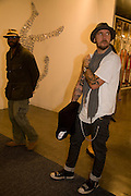 BLAINE HALVORSON, VIP Opening   ART BASEL MIAMI BEACH.  Convention Centre. Miami Beach. 3 December 2008 *** Local Caption *** -DO NOT ARCHIVE-© Copyright Photograph by Dafydd Jones. 248 Clapham Rd. London SW9 0PZ. Tel 0207 820 0771. www.dafjones.com.