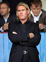 Photo: Daniel Hambury.<br />Crystal Palace v Leeds United. Coca Cola Championship. 13/08/2006.<br />Palace'sowner Simon Jordan.