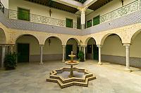 Dar Cherait Hotel and Musuem, Tozeur, Tunisia