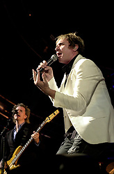 Duran Duran, the original line up play Sheffield Hallam FM Arena Tuesday 27th April 2004