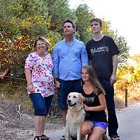 Hanson Family Photoshoot - 20 Jan 14