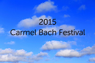 2015 Carmel Bach Festival