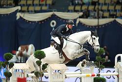 Schroder Ben, (NED), Lu Lu 11<br /> DKB-Riders Tour<br /> Grand Prix Kreditbank Jumping München 2015<br /> © Hippo Foto - Stefan Lafrentz