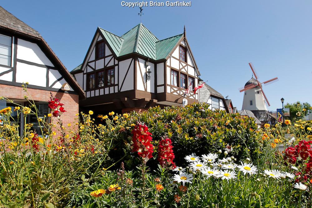 Solvang, Santa Barbara County on Monday, May 10th, 2011.
