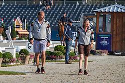 Rigouts Marc, Donckers Karin, BEL<br /> European Championship Eventing<br /> Luhmuhlen 2019<br /> © Hippo Foto - Dirk Caremans