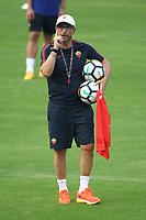 Eusebio Di Francesco coach <br /> Pinzolo 07-07-2017 Calcio raduno AS Roma 2017/2018 Pre season training <br /> Foto Gino Mancini / Insidefoto