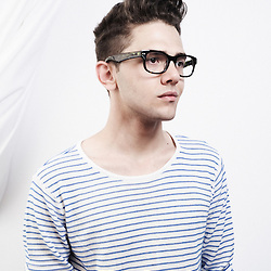 Les Amours Imaginaires' director Xavier Dolan at the 63rd Cannes Film Festival. France. 16 May 2010. Photo: Antoine Doyen