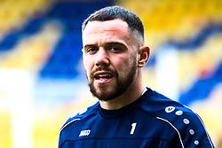 Matt Urwin of Chorley - Mandatory by-line: Ryan Crockett/JMP - 09/11/2019 - FOOTBALL - One Call Stadium - Mansfield, England - Mansfield Town v Chorley - Emirates FA Cup first round