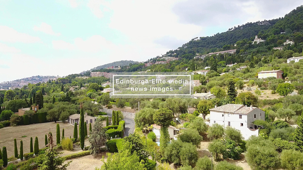 Stock pictures of Grasse in the south of France, September 2017<br /> <br /> Alex Todd   EEm 24th September 2017